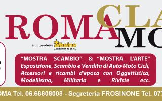 Roma classic motors gennaio 2016