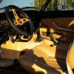 Interni Fiat 124 spider america