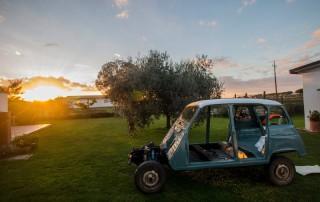 Renault 4 team Maremma Cinghiala