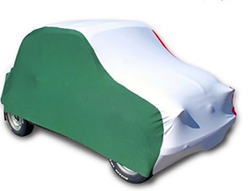 Telo copriauto per Fiat 500 d'epoca