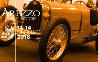 Arezzo Classic Motors gennaio 2018