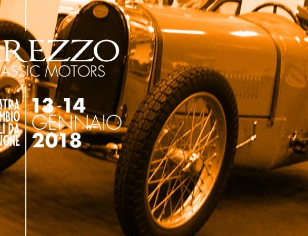 Arezzo Classic Motors 2018: 20^ edizione