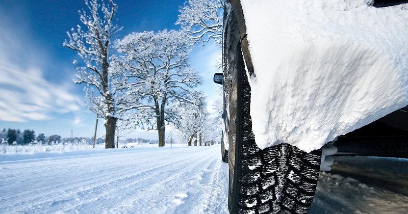 Stagione degli pneumatici invernali-fb