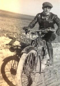 Abbigliamento moto d'epoca