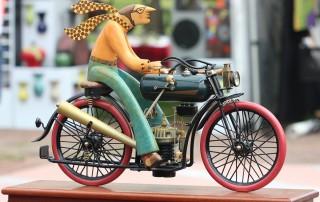 Abbigliamento moto storiche