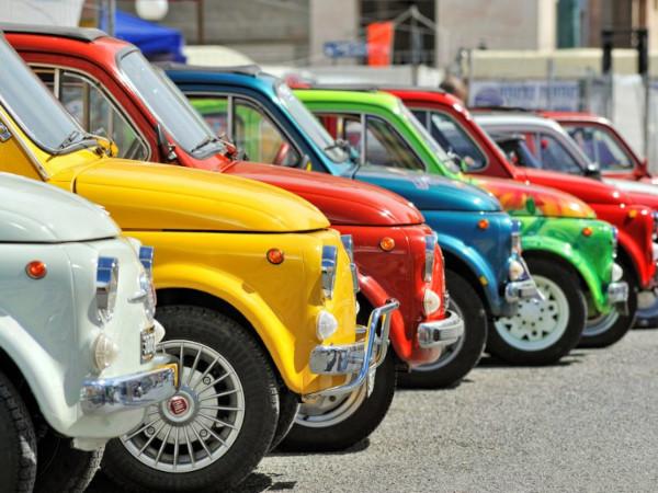 Auto storiche italiane