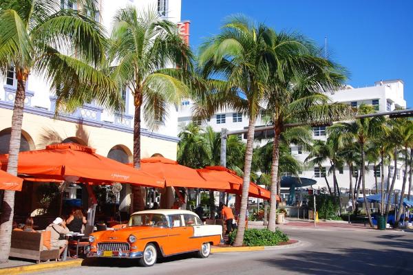 Auto storiche Miami